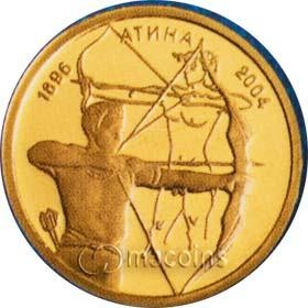 The 28th Summer Olympic Games, Athens (Greece), 2004 - Archery
