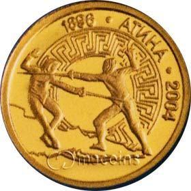 XVIII летни олимпийски игри, Атина (Гърция), 2004 г. - Фехтовка